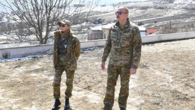 Photo of Ильхам Алиев и Мехрибан Алиева отправились в Шушу