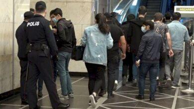 Photo of Axtarışda olan 23 nəfər Bakı metrosunda tutuldu