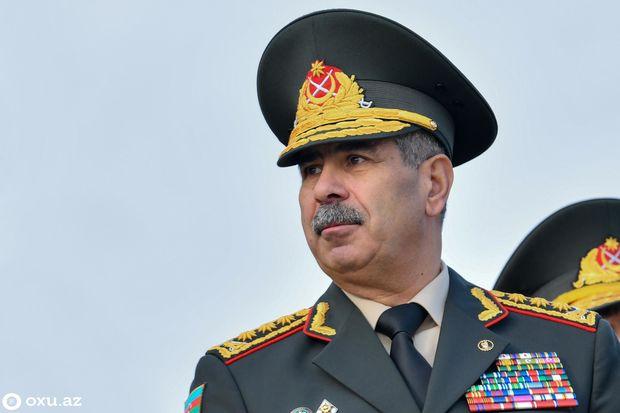 Photo of Müdafiə nazirinin müavinlərinin sayı artıb