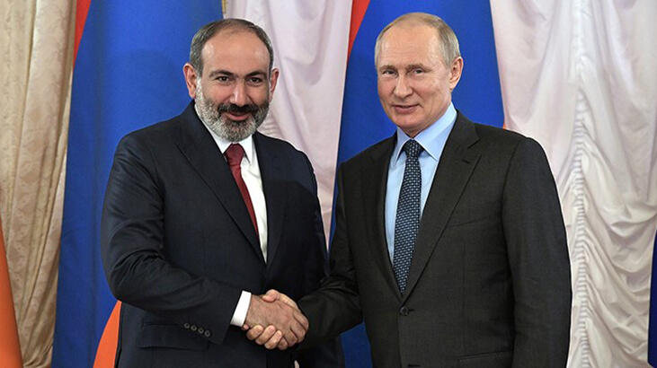 Moskva görüşü:Paşinyan Putini xeyli tərifləyib