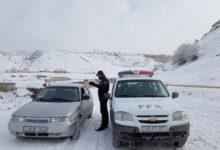 Photo of Qusar Rayon Polis Şöbəsinin əməkdaşları hava şəraiti ilə əlaqədar zəruri qabaqlayıcı tədbirlər həyata keçirirlər