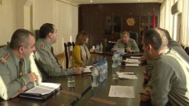 Photo of Generallar Paşinyan haqda yüzlərlə fakt ortaya qoyub, Armen Sərkisyan Baş qərargahdan dilxor ayrılıb…