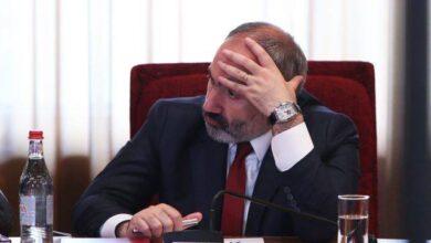 Photo of Paşinyanın həbsi üçün əmr hazırlandı