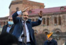 """Photo of Qasparyan-Paşinyan savaşı: """"Erkən seçki gündəmdən çıxarıldı"""""""