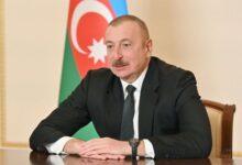 """Photo of İlham Əliyev """"Signify"""" şirkətinin baş icraçı direktorunu qəbul edib"""