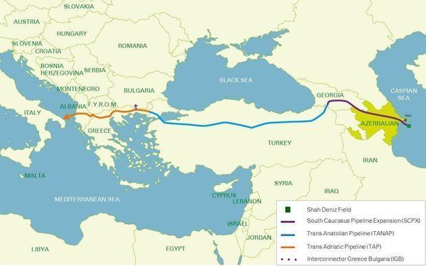 Photo of Cənub Qaz Dəhlizi Azərbaycana nə qazandıracaq? – Təhlil