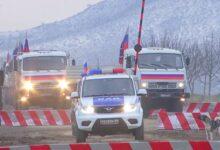Photo of Rusiya sülhməramlıları Kəlbəcərə 180 tondan artıq humanitar yardım çatdırdı