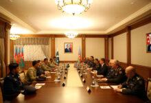 Photo of Azərbaycan ilə Pakistan arasında hərbi əməkdaşlıq məsələləri müzakirə olundu