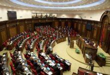 Photo of Ermənistan parlamenti ikinci dəfə Paşinyanın namizədliyini rədd etdi