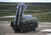 """Photo of Britaniya KİV: """"İsgəndər"""" raketi Bakı üzərində vurulub"""