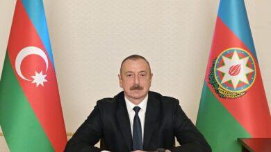 Photo of İlham Əliyev Vladimir Putinə başsağlığı verib