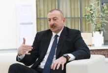 """Photo of Azərbaycan Prezidenti: """"Zəngəzur dəhlizi reallığa çevrilir"""""""