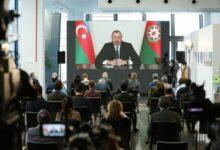 Photo of Prezidentin dörd dildə master-klası əcnəbiləri heyran etdi