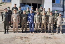 Photo of Xarici ölkələrin hərbi attaşeləri Qubadlıda