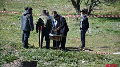 Photo of Xarici diplomatlar Qubadlıda düşmənin törətdiyi ekoloji terroru öz gözləri ilə gördülər