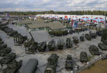 Photo of Rusiya sərhədə 200 min hərbçi yerləşdirib – Turçinov