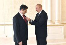 Photo of İlham Əliyev Erkan Özoralın fəaliyyətini yüksək dəyərləndirdi