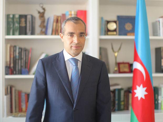 """Photo of Mikayıl Cabbarov: """"Azərbaycanla İsrail arasındakı münasibətlərin potensialı yüksəkdir"""""""