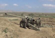 Photo of Raket-artilleriya batareyalarının döyüş atışlı taktiki təlimləri keçirilir