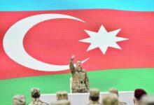 """Photo of Prezident: """"Ermənistan bizim qarşımızda diz çökmüş ölkədir, başını, boynunu bükmüş ölkədir"""""""