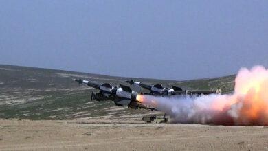 Photo of Zenit-Raket Qoşunlarında döyüş atışlı təlimlər keçirilib
