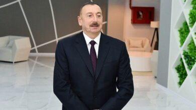 Photo of Prezident Naxçıvanda Beynəlxalq Hava Limanının yeni uçuş-enmə zolağının təqdimatında iştirak edib