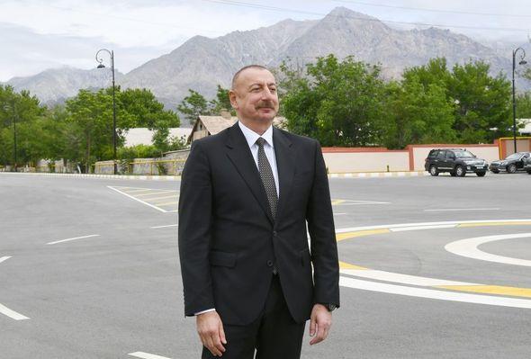 Photo of İlham Əliyev Azərbaycan Televiziyasına müsahibə verib