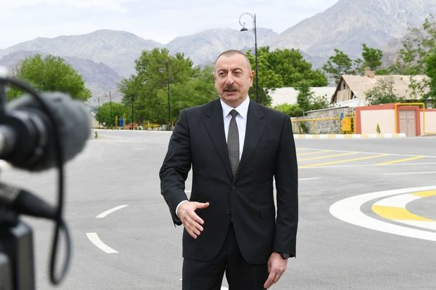 """Photo of Ölkə başçısı: """"Zəngəzur dəhlizi açılmalıdır və açılacaq"""""""