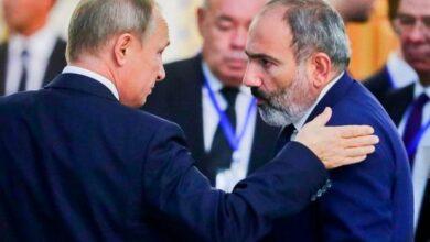 """Photo of Nikoldan Moskvaya SƏRT MESAJ: """"Erməniləri qorumasanız, biz Fransa və ABŞ-ı dəvət edəcəyik"""""""