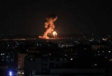 Photo of Tel-Əviv raket atəşinə tutulub