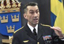 Photo of İsveç Ordusunun Baş komandanından Rusiya ilə müharibəyə hazırlıq çağırışı