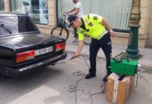 Photo of Kürdəmir Rayon Polis Şöbəsinin Dövlət Yol Polisi bölməsinin əməkdaşları nəzarət-profilaktiki tədbirləri davam etdirirlər