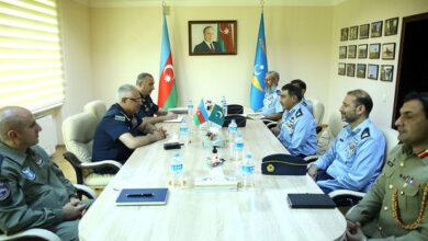 Photo of Azərbaycan və Pakistan HHQ-i arasında əməkdaşlıq məsələləri müzakirə edildi