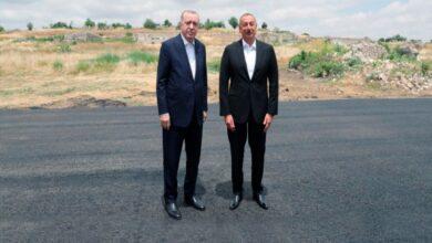Photo of Əliyev və Ərdoğanın Xankəndi mesajı