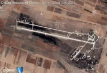 Photo of Əsədin bazasına hava zərbələri: İsrail Rusiyanı təkzib edən fotoları paylaşdı
