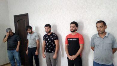 """Photo of Şirvanda növbəti """"patı"""" əməliyyatı – daha 5 nəfər saxlanıldı"""