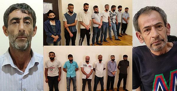 Photo of Lənkəranda növbəti patı əməliyyatı: biri qadın olmaqla 16 nəfər saxlanıldı