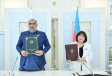 Photo of Azərbaycan və Pakistan parlamentləri arasında Anlaşma Memorandumu imzalanıb