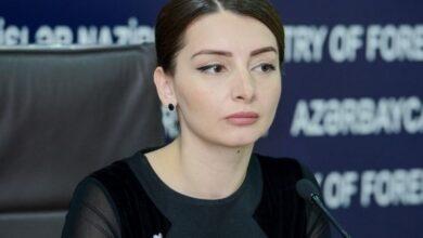 """Photo of Leyla Abdullayeva: """"Bizim dədə-babalarımız Zəngəzurda yaşayıb"""""""