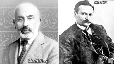 Photo of Türk ədəbiyyatının iki böyük fikir zəlzələsi – Tevfik Fikrət və Mehmet Akif – Azər TURAN