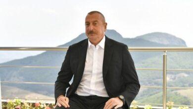 Photo of Prezident AZTV-yə müsahibə verib